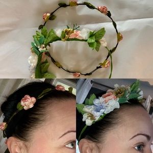 *Bundle Only* Forever 21 Flower Crown Bundle
